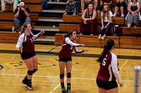 V-Volleyball Shoshone vs Wendell-1013