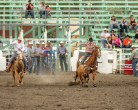 Burley 2 Team Roping-7269