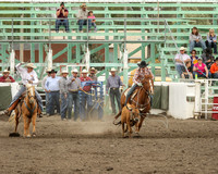 Burley 2 Team Roping-7266