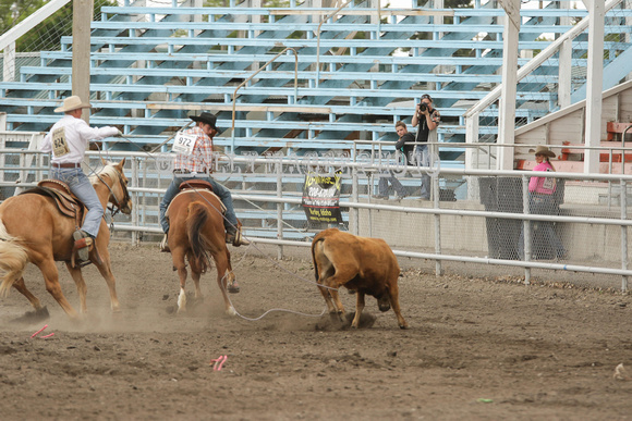 Burley 2 Team Roping-7274