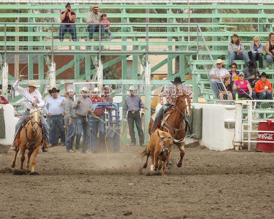 Burley 2 Team Roping-7267