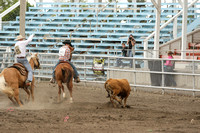 Burley 2 Team Roping-7275